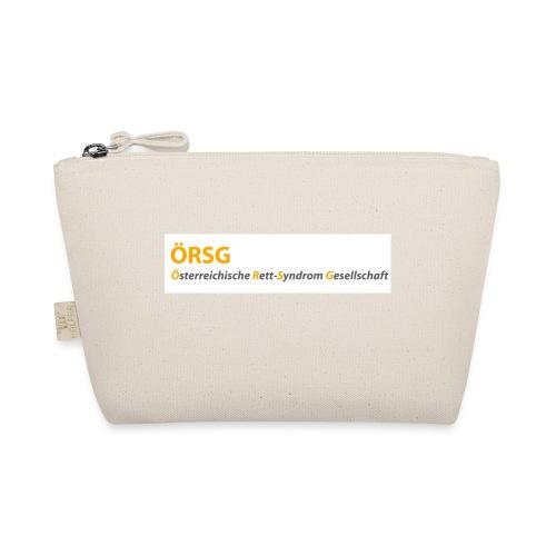 Text-Logo der ÖRSG - Rett Syndrom Österreich - Täschchen