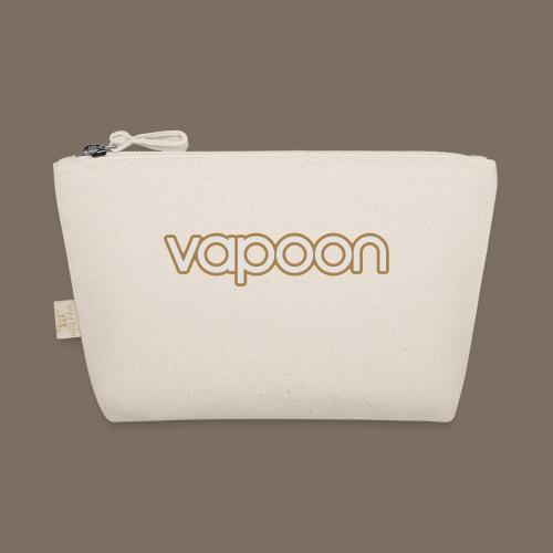 Vapoon Logo simpel 2 Farb - Täschchen
