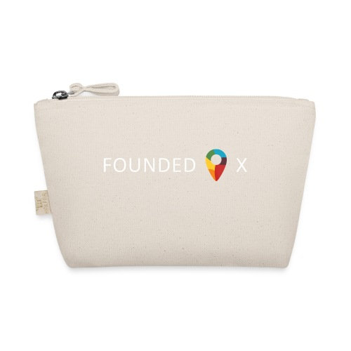 FoundedX logo white png - The Wee Pouch