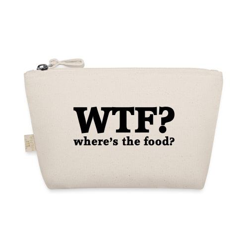 WTF - Where's the food? - Tasje