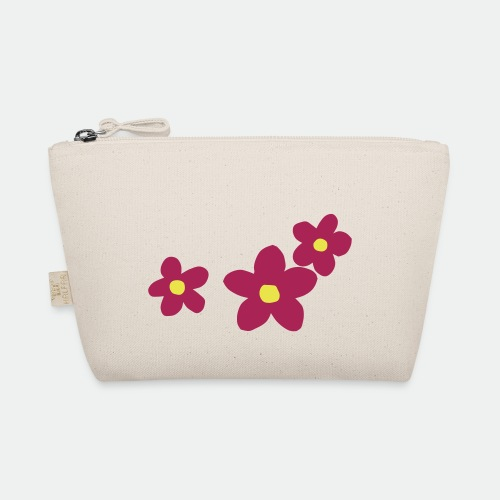 Three Flowers - The Wee Pouch
