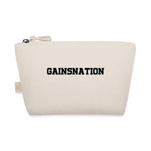 Kortärmad tröja Gainsnation - Liten väska