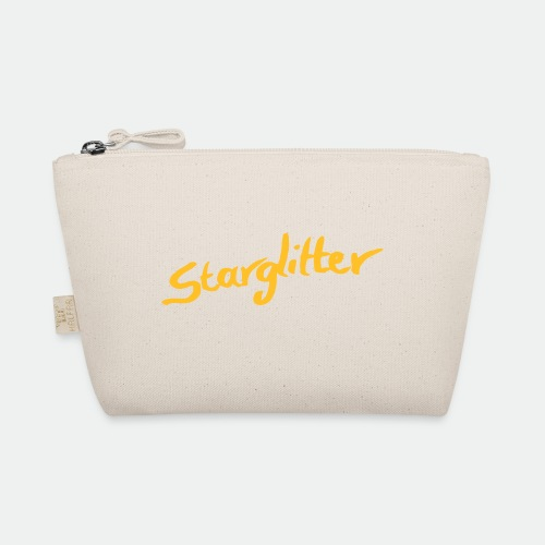 Starglitter - Lettering - The Wee Pouch