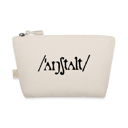/'angstalt/ logo - Täschchen