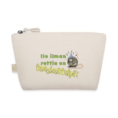 Ilo ilman rottia - kuvallinen - Pikkulaukku