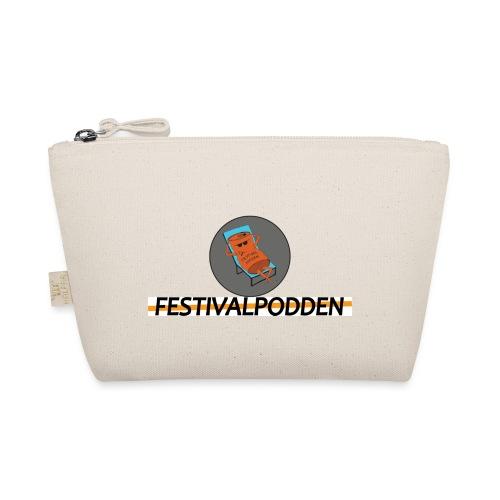 Festivalpodden - Loggorna - Liten väska