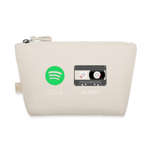 Spotify cold - warm cassette - The Wee Pouch