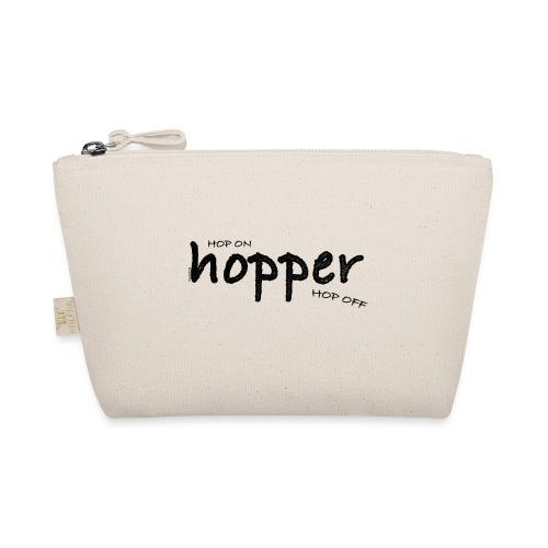 MuchoHop Hop On/Off (black) - Bolsita