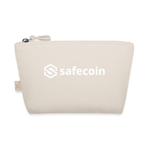 safecoin white - The Wee Pouch