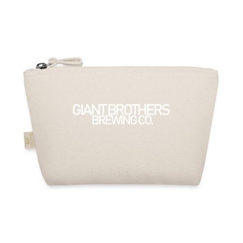 Giant Brothers Brewing co white - Liten väska