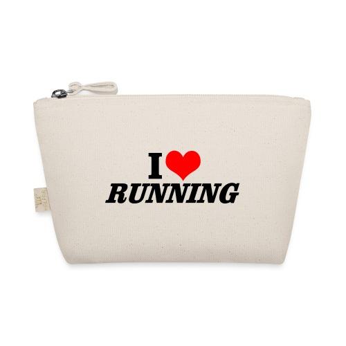 I love running - Täschchen