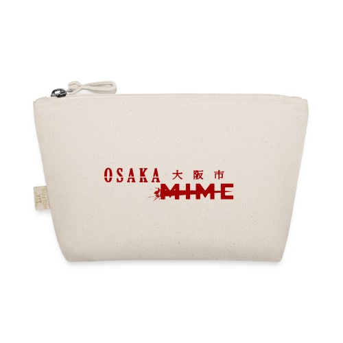 Osaka Mime Logo - The Wee Pouch