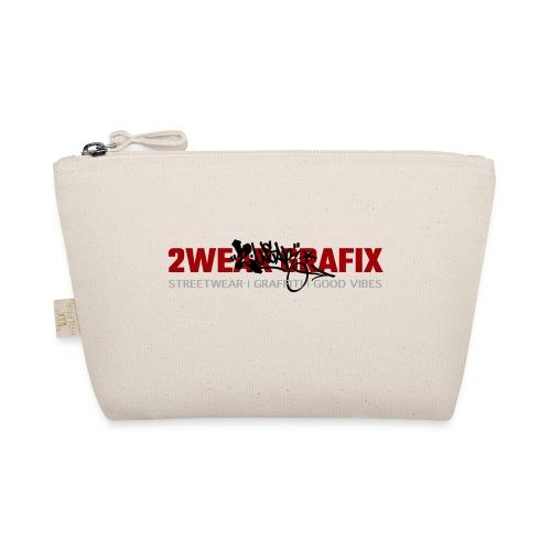 2wear Grafix Box Logo - Små stofpunge