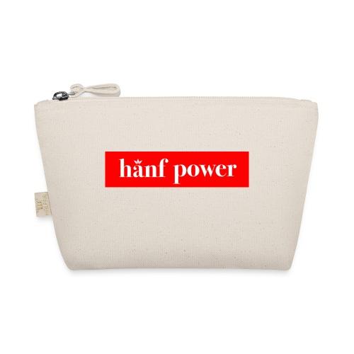 Hanf Power RED - Täschchen