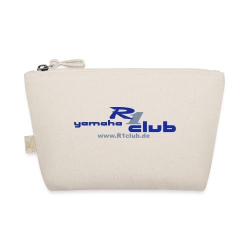 R1club Logo blau - Täschchen