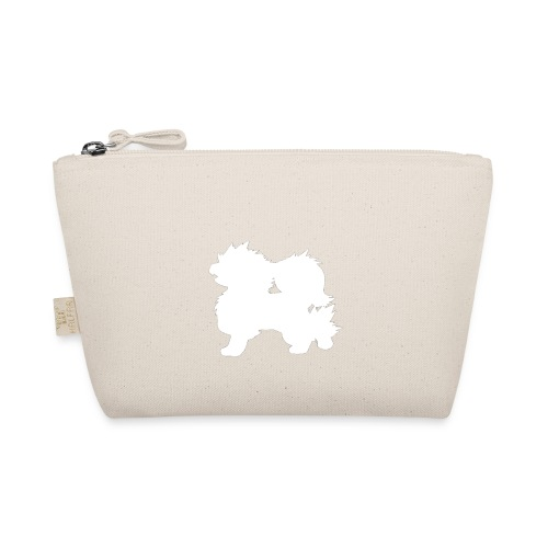 All white Arcanine Merch - Trousse