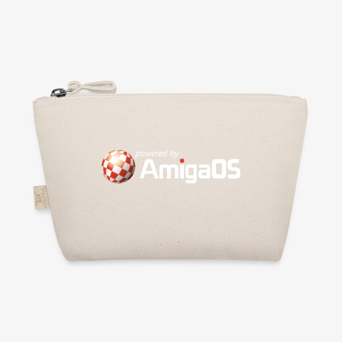 PoweredByAmigaOS white - The Wee Pouch