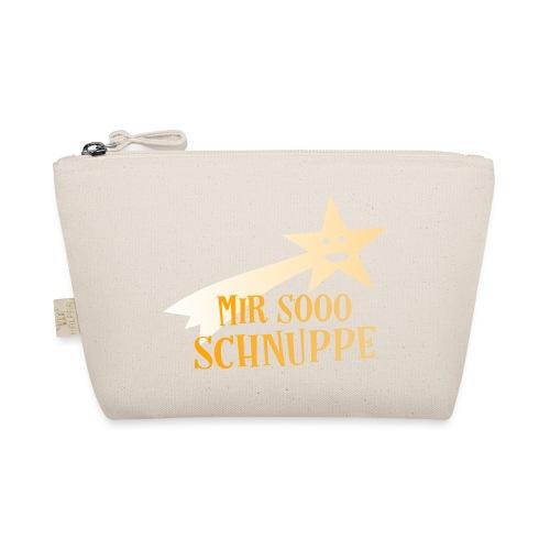 Coole Sprüche - Mir Schnuppe Sternschnuppe - Täschchen