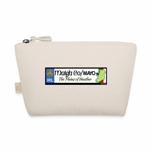 CO. MAYO, IRELAND: licence plate tag style decal - The Wee Pouch