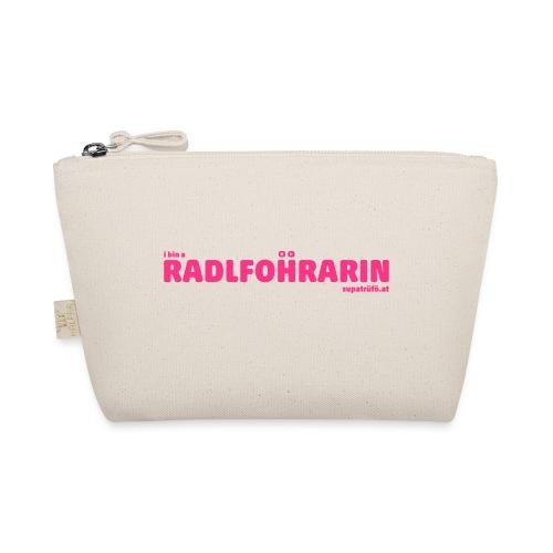supatrüfö radlfohrarin - Täschchen