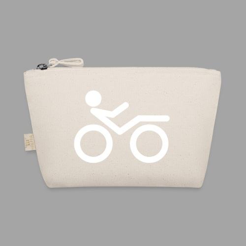 Recumbent bike white 2 - Pikkulaukku