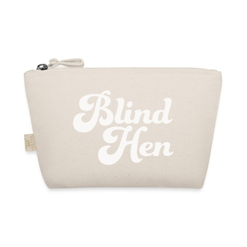 Blind Hen - Bum bag, black - The Wee Pouch