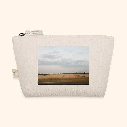 Feld und Wolken - Täschchen
