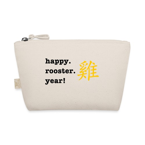 happy rooster year - The Wee Pouch