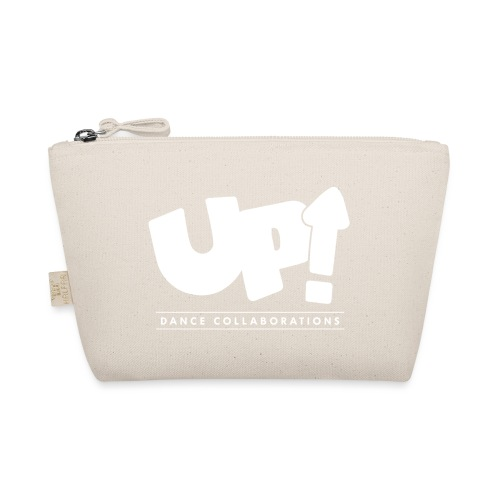 Up Dance White Logo - The Wee Pouch
