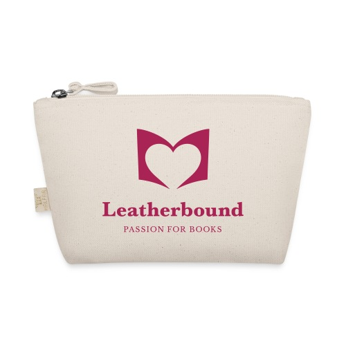 Leatherbound Logo - Små stofpunge