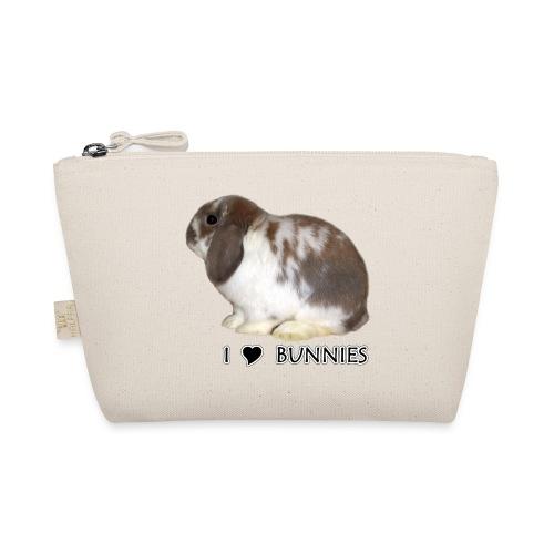 I Love Bunnies Luppis - Pikkulaukku