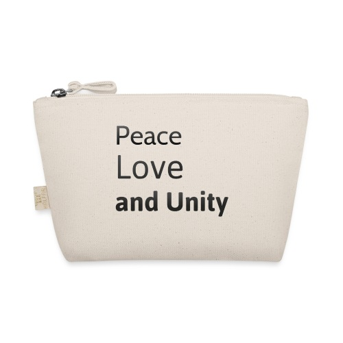 Peace love and unity - The Wee Pouch