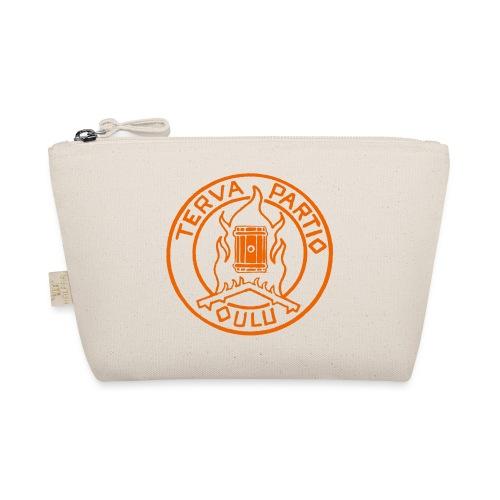 Tervapartio_oranssi - Pikkulaukku