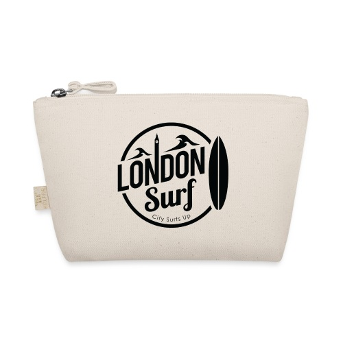 London Surf - Black - The Wee Pouch