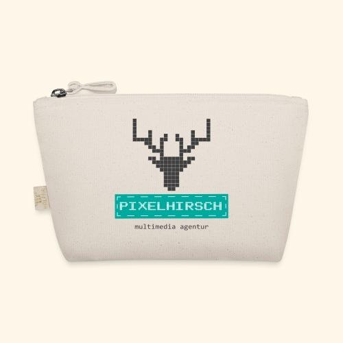 PIXELHIRSCH - Logo - Täschchen