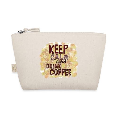 Keep Calm and Drink Coffee - Täschchen