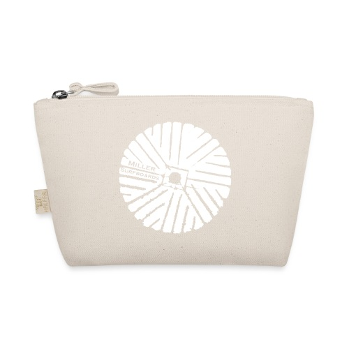 White chest logo sweat - The Wee Pouch