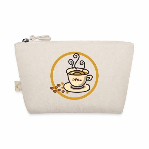 Kaffeeemblem - Täschchen