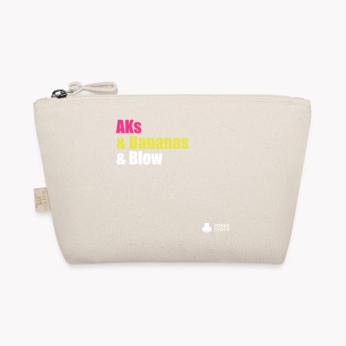 AKs & Bananas & Blow - Täschchen