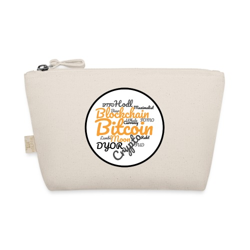 Bitcoin Tag Cloud - The Wee Pouch