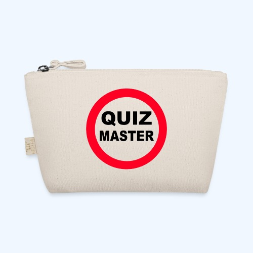 Quiz Master Stop Sign - The Wee Pouch