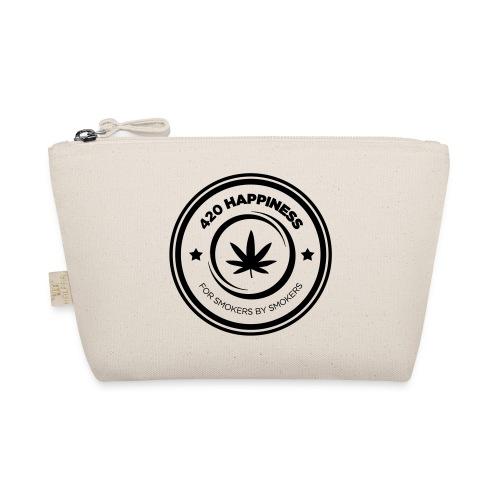 420_Happiness_logo - Små stofpunge