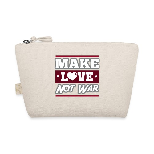 Make_love_not_war by Lattapon - Små stofpunge