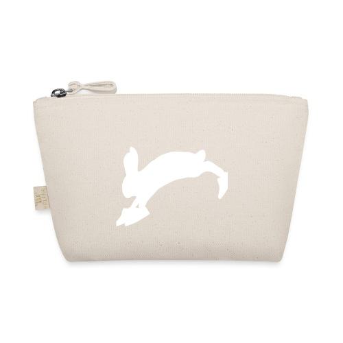 Bunny_Logo - Små stofpunge