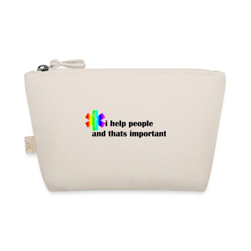 i help people - Tasje
