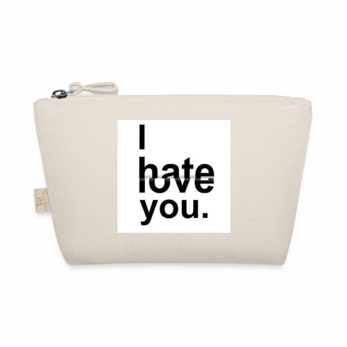love hate - The Wee Pouch