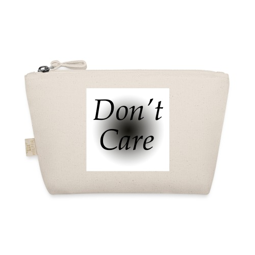 Don't care quote tas - Tasje