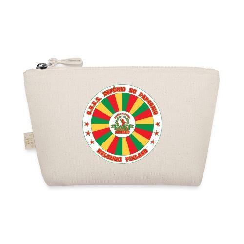 Papagaio drum logo - Pikkulaukku