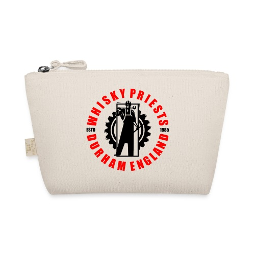 IRON MAN LOGO RED BLACK TRANS - The Wee Pouch