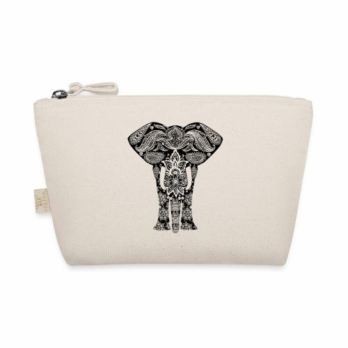 Ażurowy słoń - Kosmetyczka